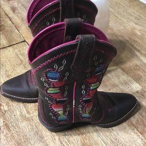 Ariat girls boots